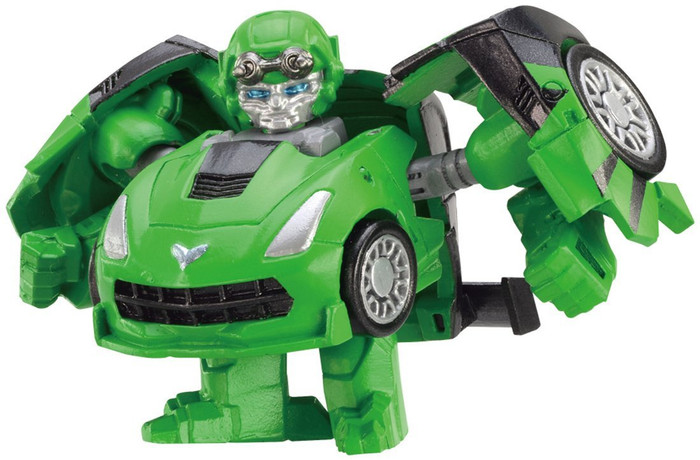 Q Transformers Series 1 - QT04 Movie Crosshairs