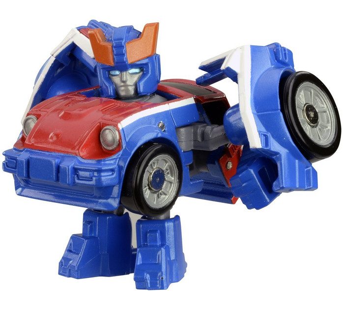 Q Transformers Series 2 - QT14 G1 Smokescreen