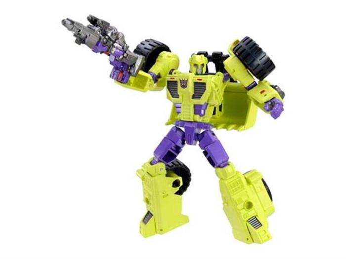 Transformers Adventure - TAV-07 Roadblock