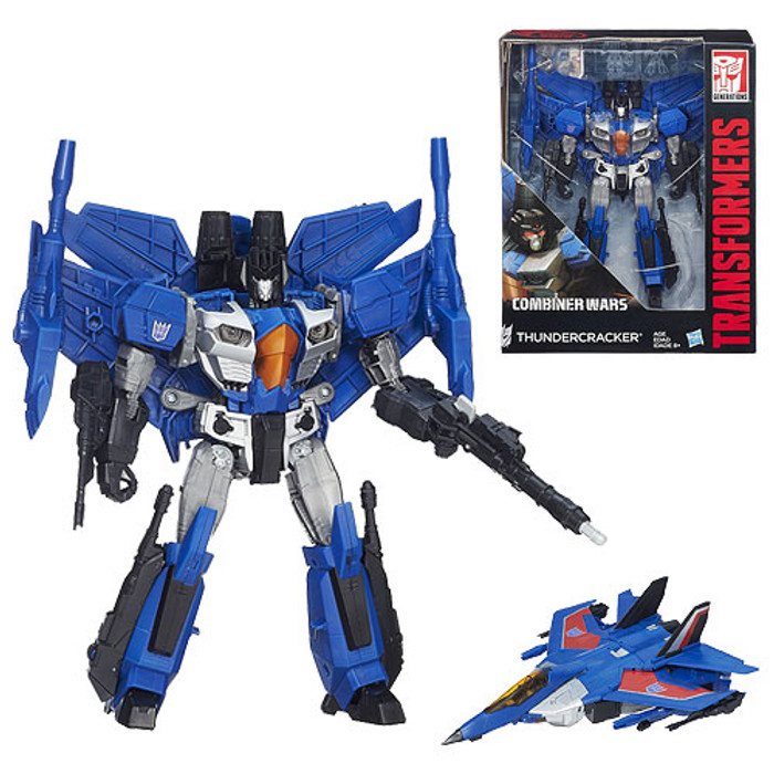 Transformers Generations Combiner Wars Leader Series 02 - Thundercracker