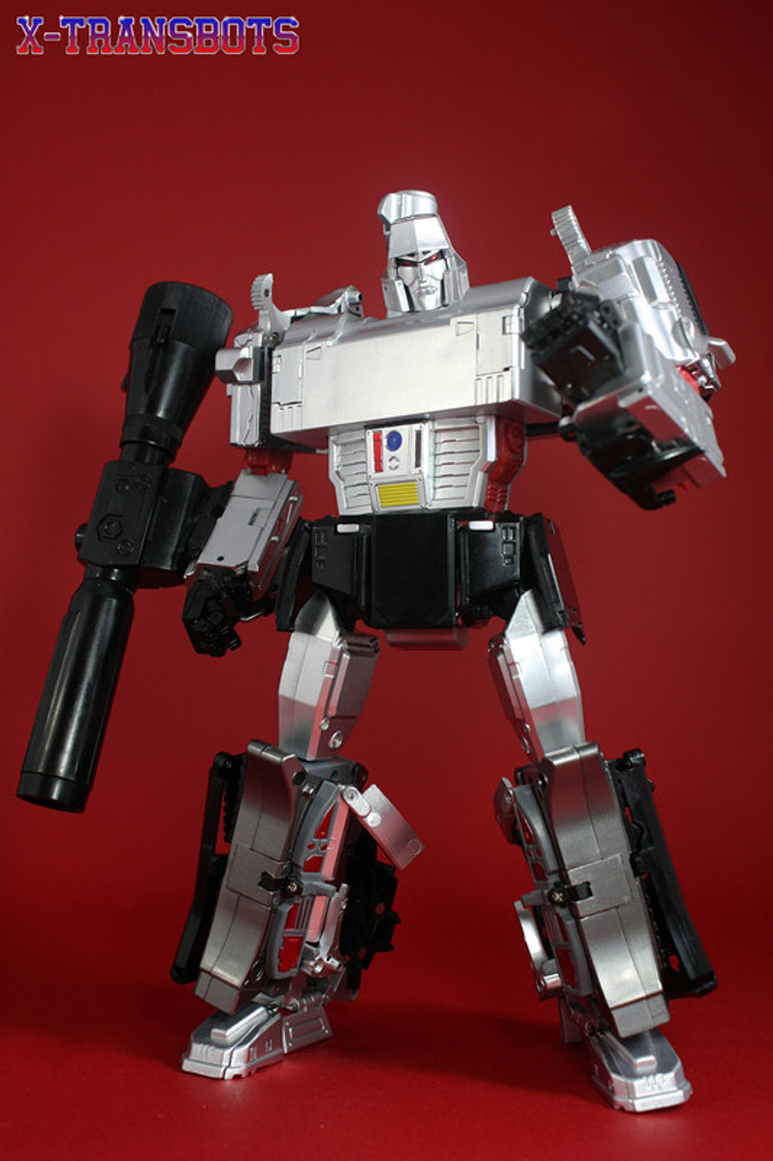 X-Transbots MX-I Apollyon (2nd Production Run)