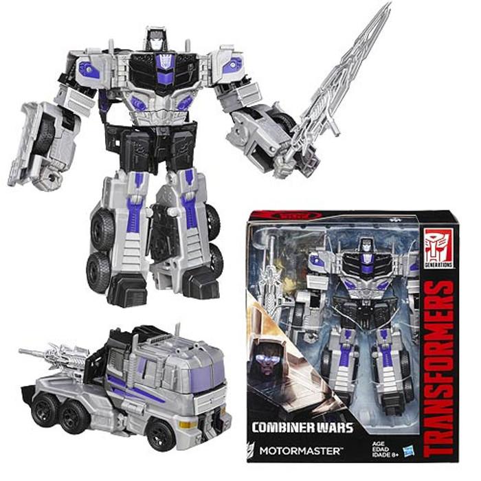 Transformers Generations Combiner Wars Voyager Series 04 - Motormaster