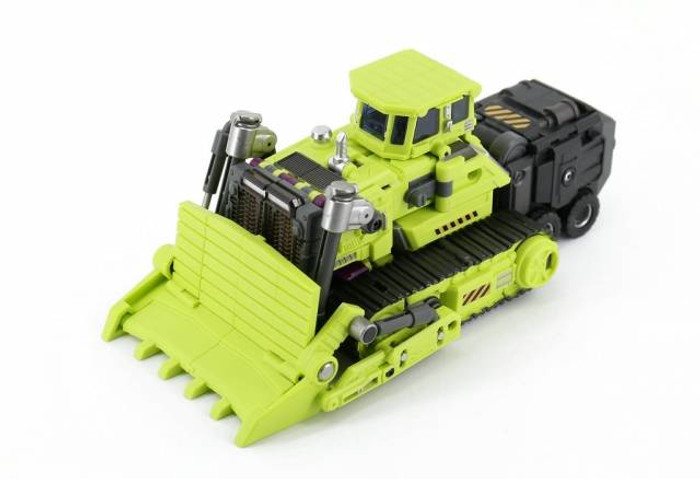 Generation Toy - Gravity Builder - GT-01D Bulldozer