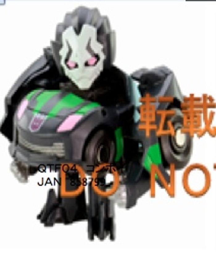 Q Transformers - QTF03 Lockdown