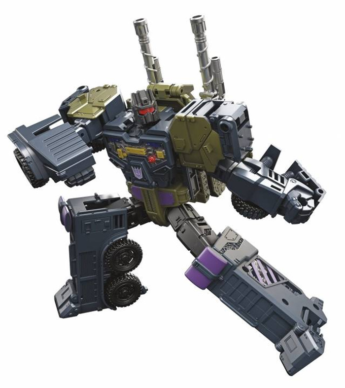 Transformers Generations Combiner Wars Voyager Series 05 - Onslaught