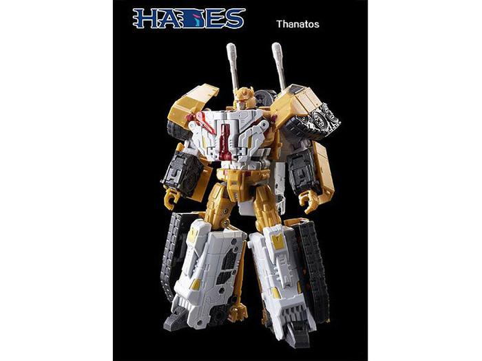 TFC Combiner Hades H-02 - Thanatos