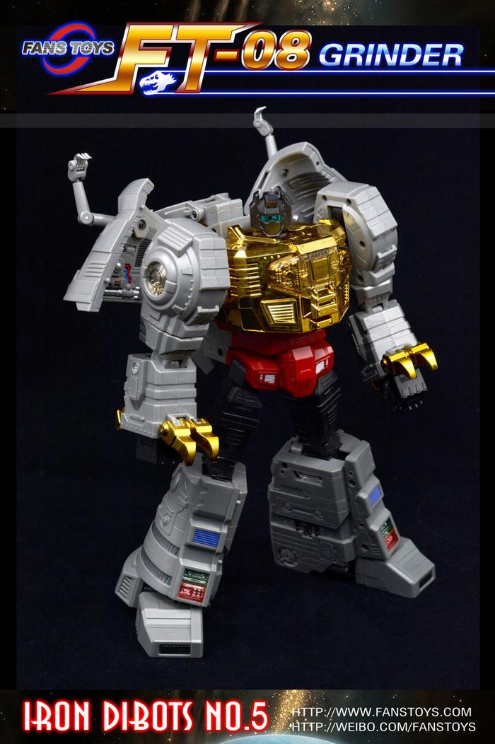 Fans Toys - FT-08 Grinder
