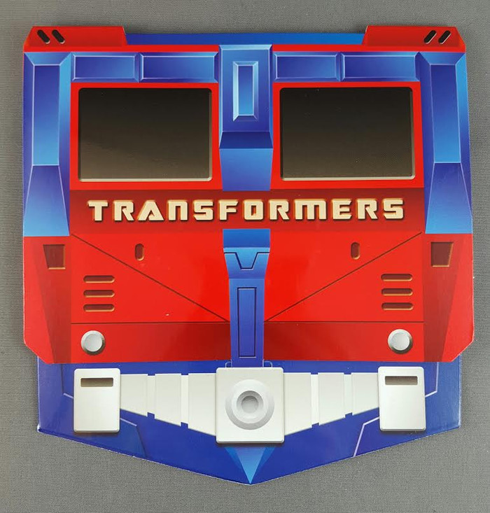 MP-22 Masterpiece Ultra Magnus Coin