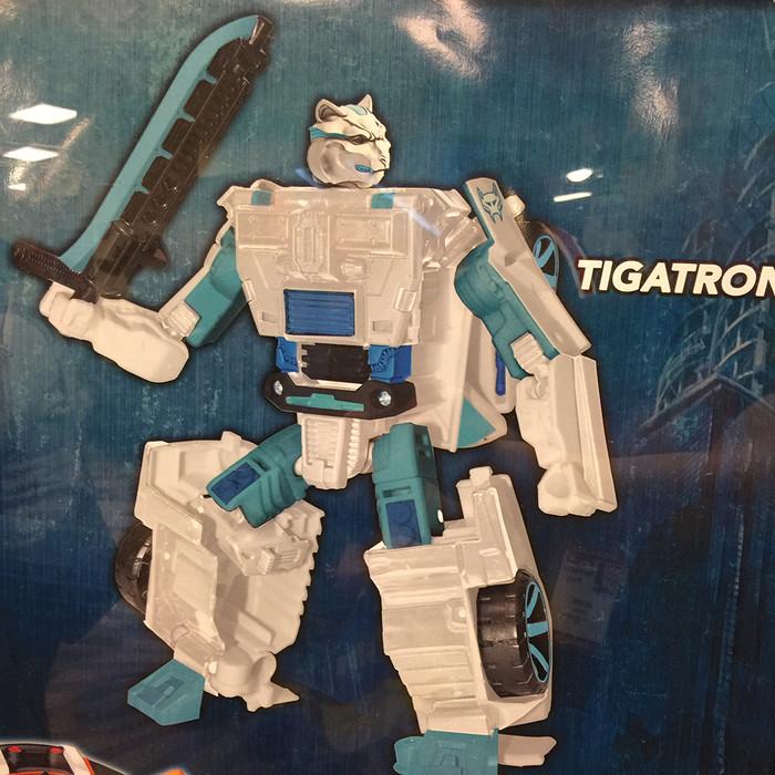 Botcon 2016 - Souvenir Figure - Tigatron (LE 1200)