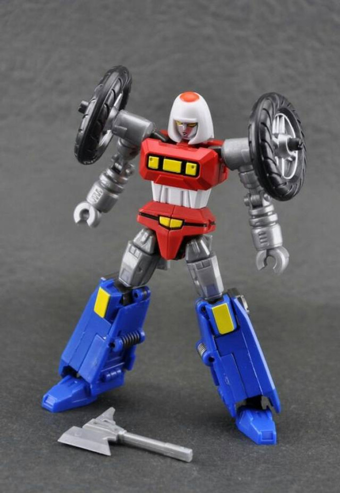 Machine Robo - MR-01 - Bike Robo (Gobots Reboot)