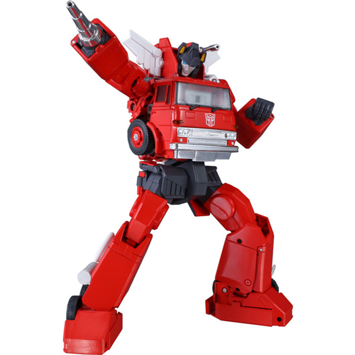 MP-33 - Masterpiece Inferno
