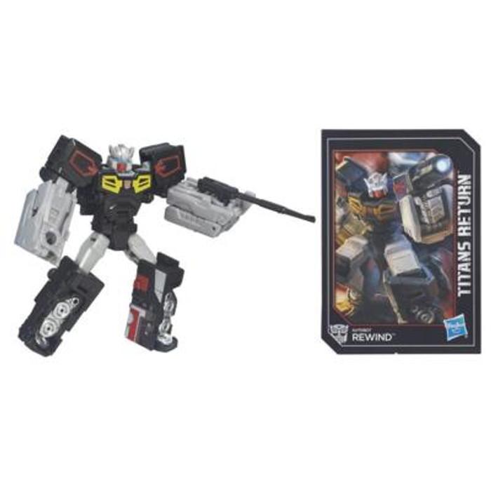 Transformers Generations Titans Return - Legends Class Rewind