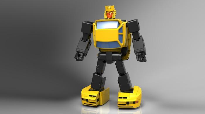 X-Transbots - MM-XI Coprimozzo