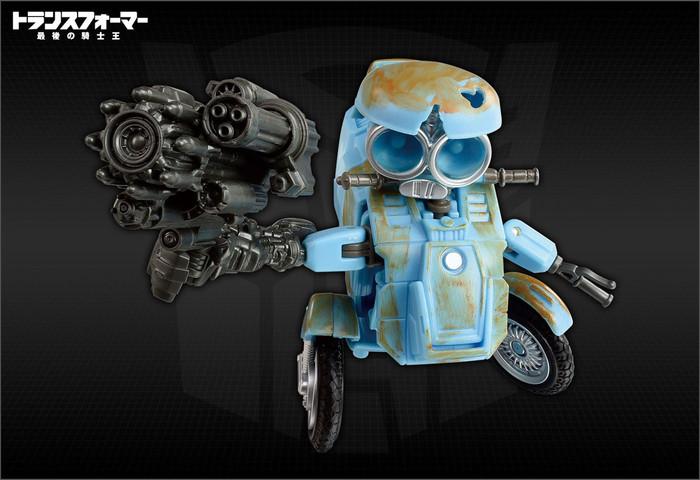 Transformers The Last Knight - TLK-13 Autobot Sqweeks