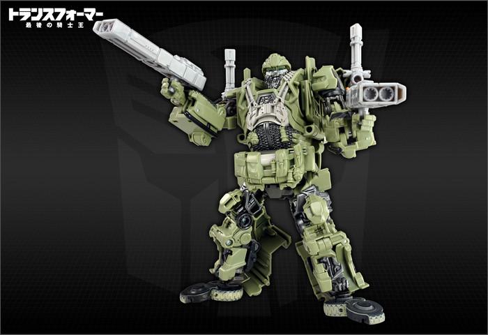 Transformers The Last Knight - TLK-14 Autobot Hound