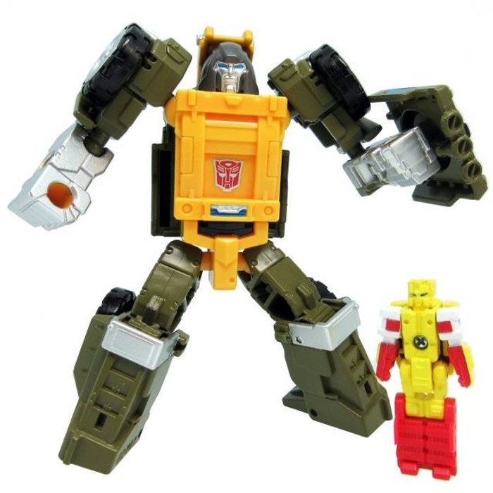 Takara Transformers Legends - LG48 Gong and Repugnus