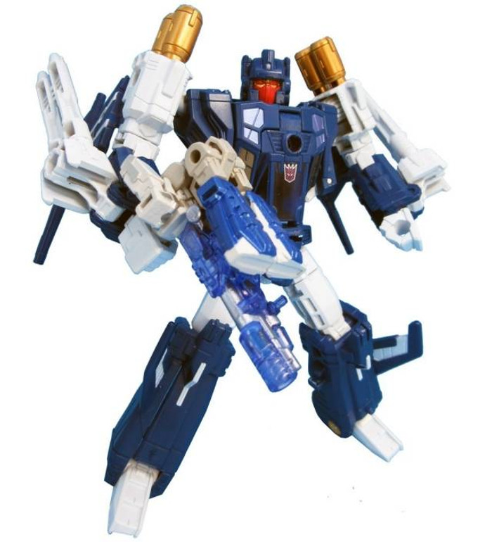 Takara Transformers Legends - LG49 Target Master Triggerhappy