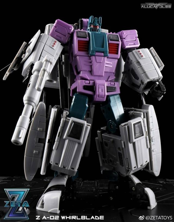 Zeta Toys - A-02 Whirlblade