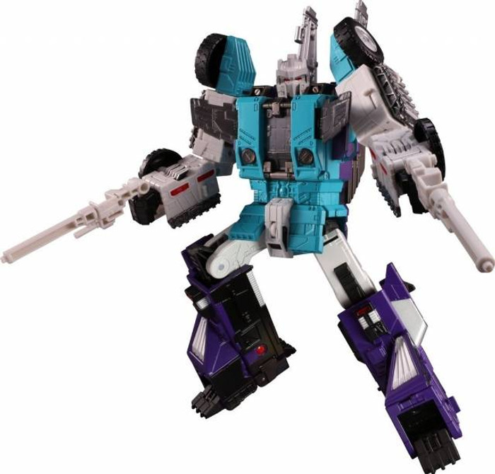 Takara Transformers Legends - LG50 Sixshot