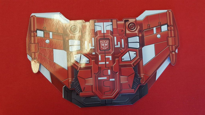 UW-08 Unite Warriors Computron Coin