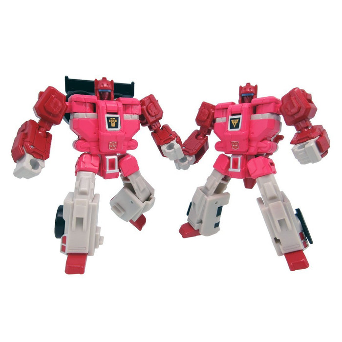 Takara Transformers Legends - LG58 Clonebot Set