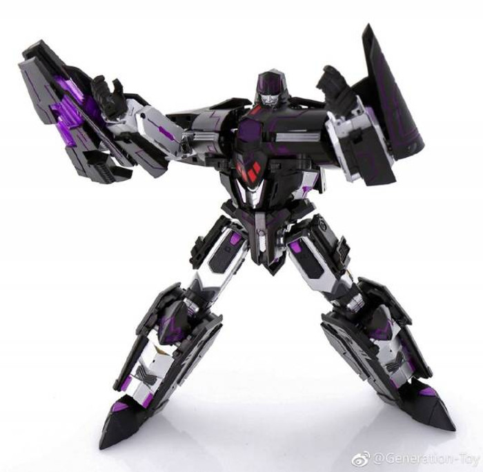 Generation Toy - GT-02 IDW Leader