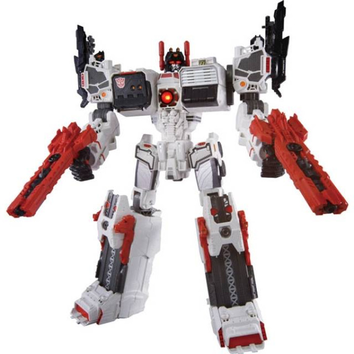 Takara Transformers Legends - LG-EX Metroplex Exclusive