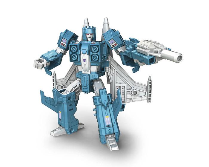 Transformers Generations Titans Return - Deluxe Wave 6 - Slugslinger