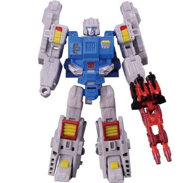 Takara Transformers Legends - LG65 Targetmaster Twin Twist