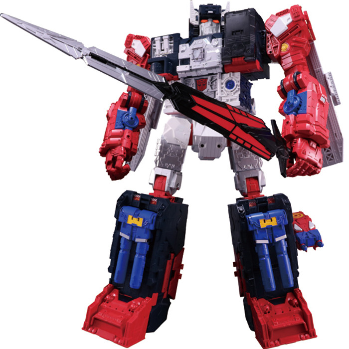Takara Transformers Legends - LG-EX Grand Maximus Exclusive