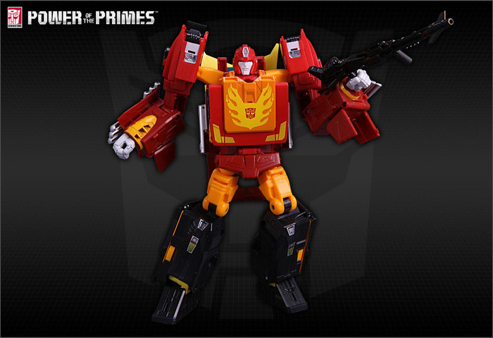 Takara Power of Prime - PP-08 Rodimus Prime