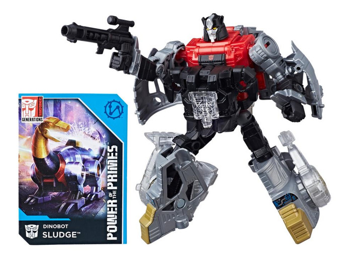Transformers Generations Power of The Primes - Deluxe Sludge