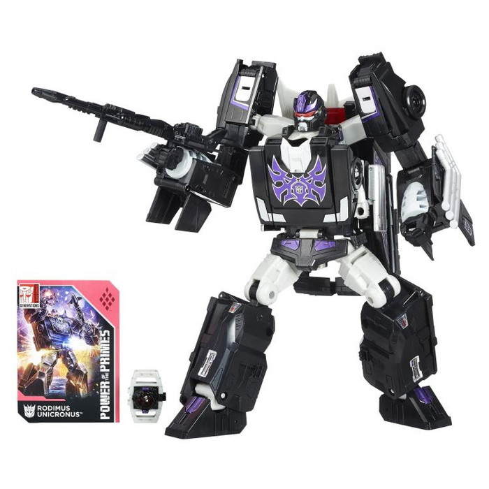 Transformers Generations Power of The Primes - Leader Rodimus Unicronus