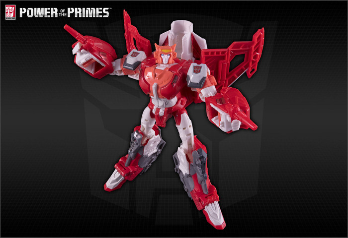 Takara Power of Prime - PP-26 Elita-1