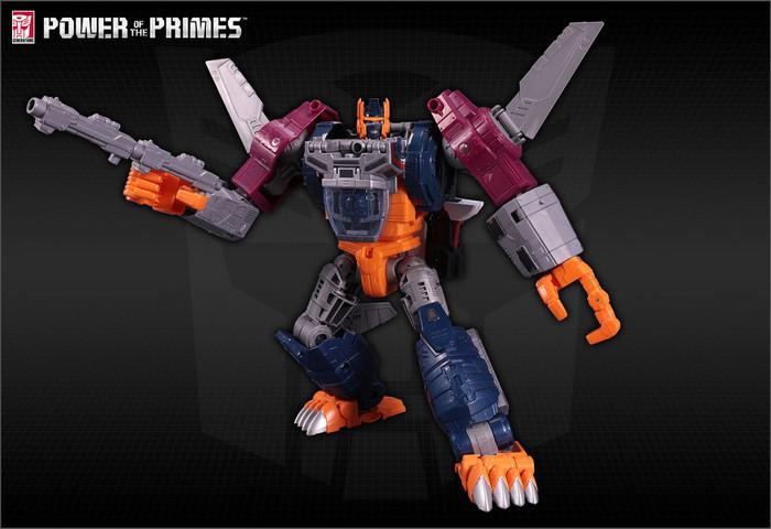Takara Power of Prime - PP-27 Optimus Primal