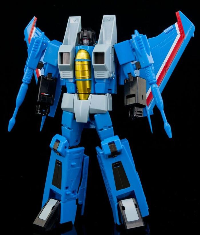 Maketoys Remaster Series - MTRM-12 Lightning