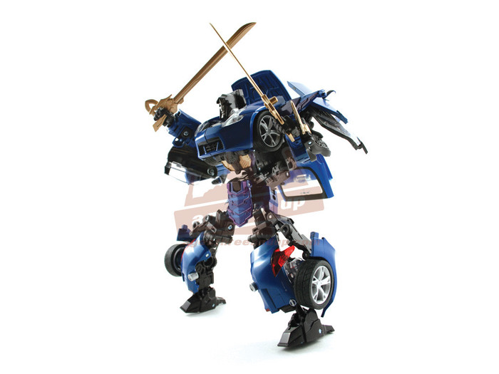 Alternity A-02 Nissan Fairlady Megatron Blue