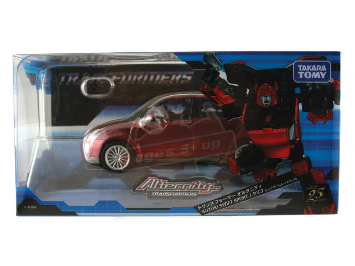Alternity A-03 Suzuki Swift Sport Cliff Jumper