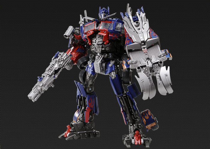 DA-28 Striker Optimus Prime
