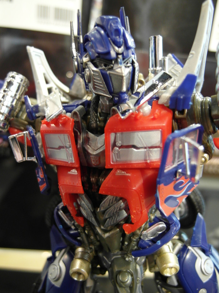 DMK-01 Optimus Prime Duel Model Kit