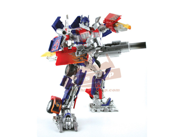 RA-24 Buster Optimus Prime (Autobot) TakaraTomy Japan Issue