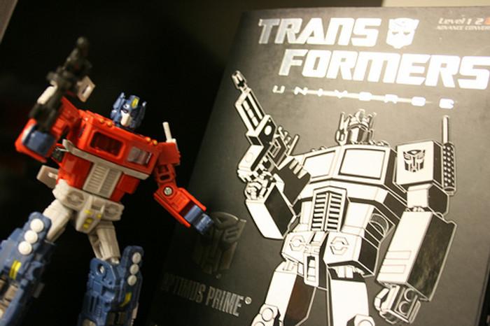 SE-01 Optimus Prime Deluxe