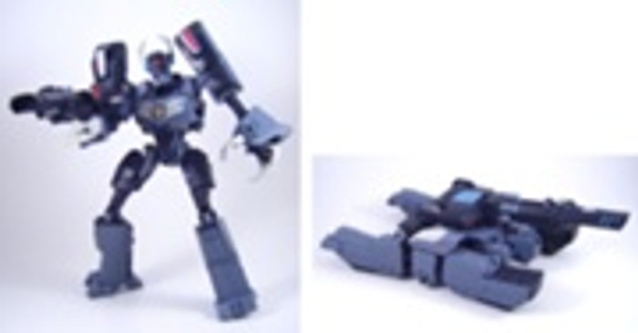 TA-14 Animated Shockwave (Voyager Class)