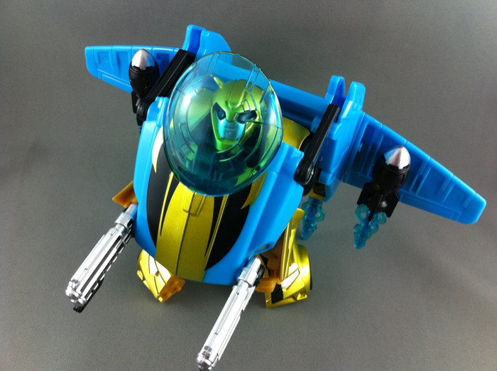 TA-39 Animated Jet Pack Bumblebee