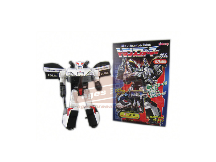 Transformers Gashapon (Capsule Toy) - Prowl