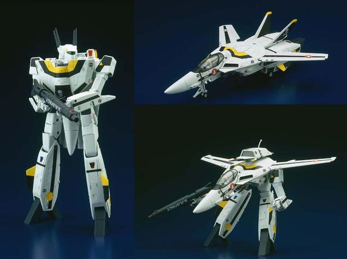 YAMATO 1/48 SCALE VF-1S - ROY FOCKER