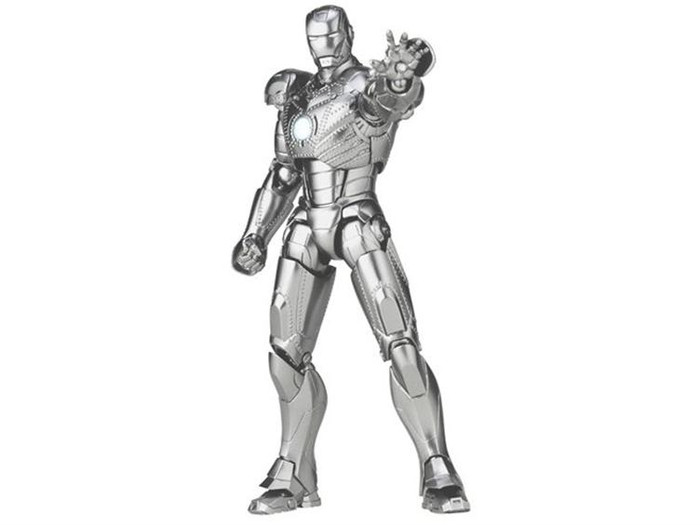 Revoltech 035 - Iron Man Mark II