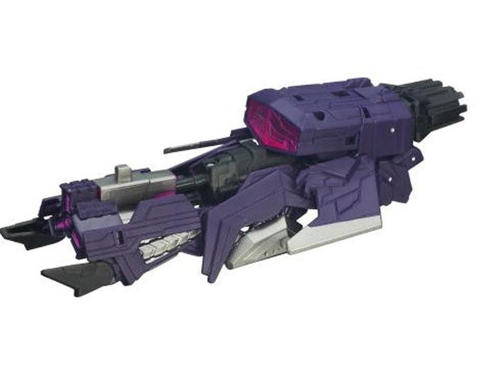 Fall of Cybertron Shockwave