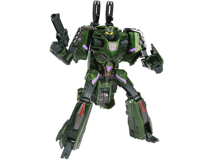 TG05 - Fall of Cybertron Brawl (Takara)