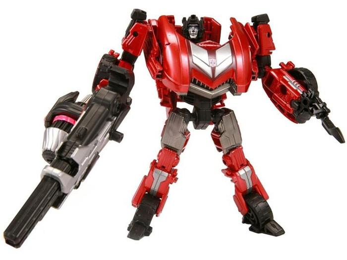 TG10 - Fall of Cybertron Sideswipe (Takara)